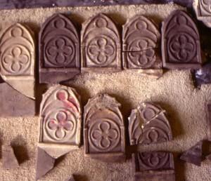 Garden Tiles SMALL