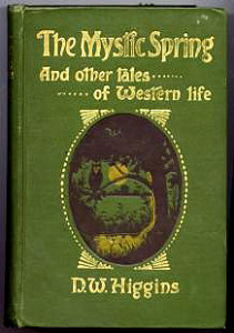 Mystic Spring Cover