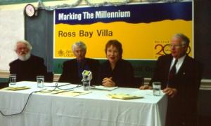 Ross Bay Villa Millennium Grant Nick Bawlf, Andrew Petter, Getchen Brewin, Bill Turner