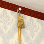 Ross Bay tassel and WP border