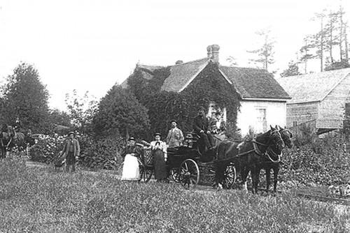 Winter Family 1892
