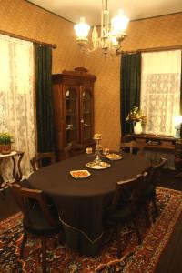 Dining Room Ross Bay Villa