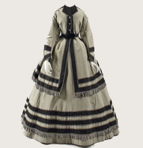 1860's dress