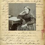 Mrs Roscoe and Diary