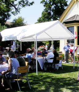 Ross Bay Garden Party Lightened